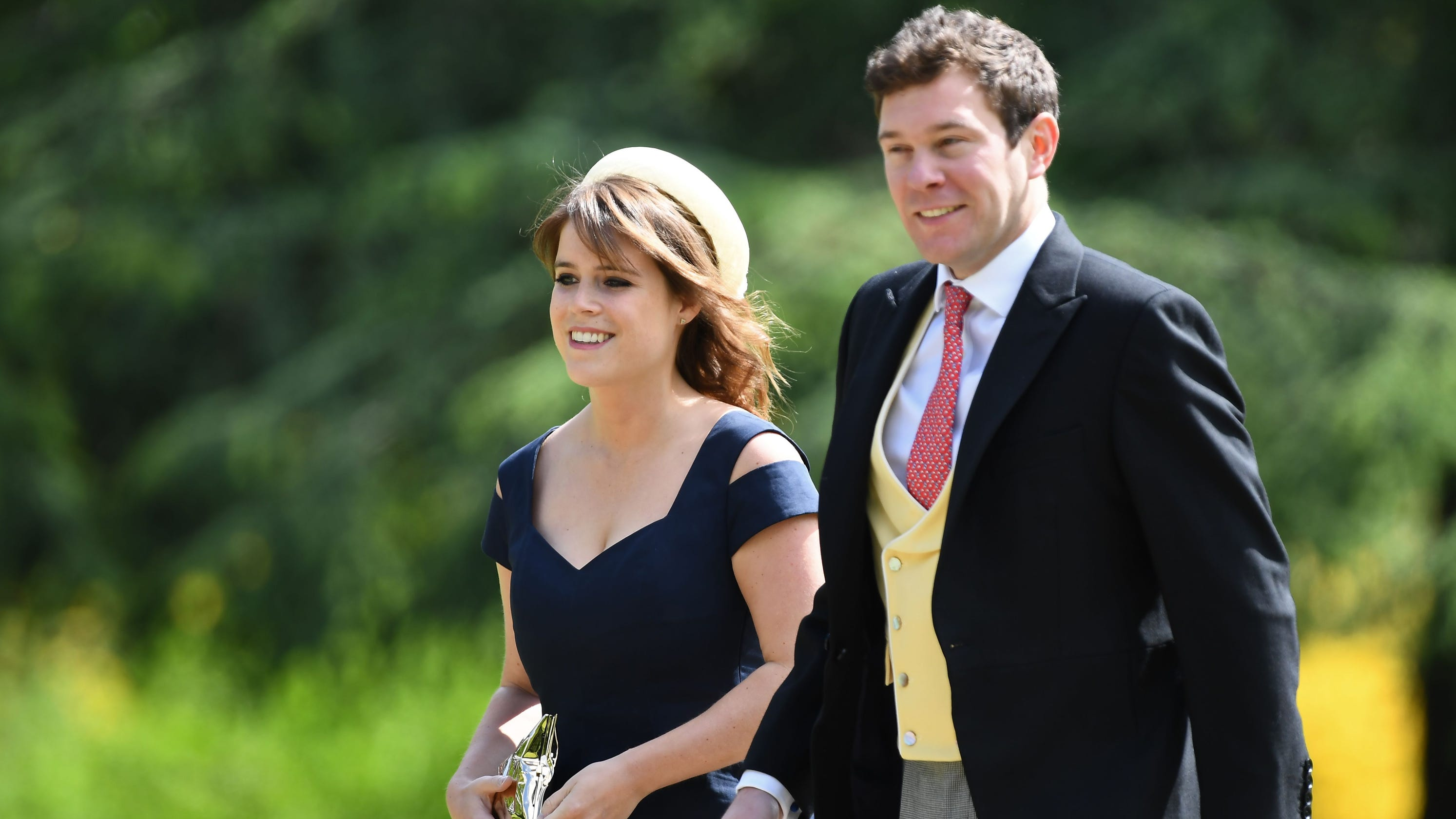 Princess Eugenie Wedding Televised.Princess Eugenie S Must See Royal Wedding Everything You Need To Know