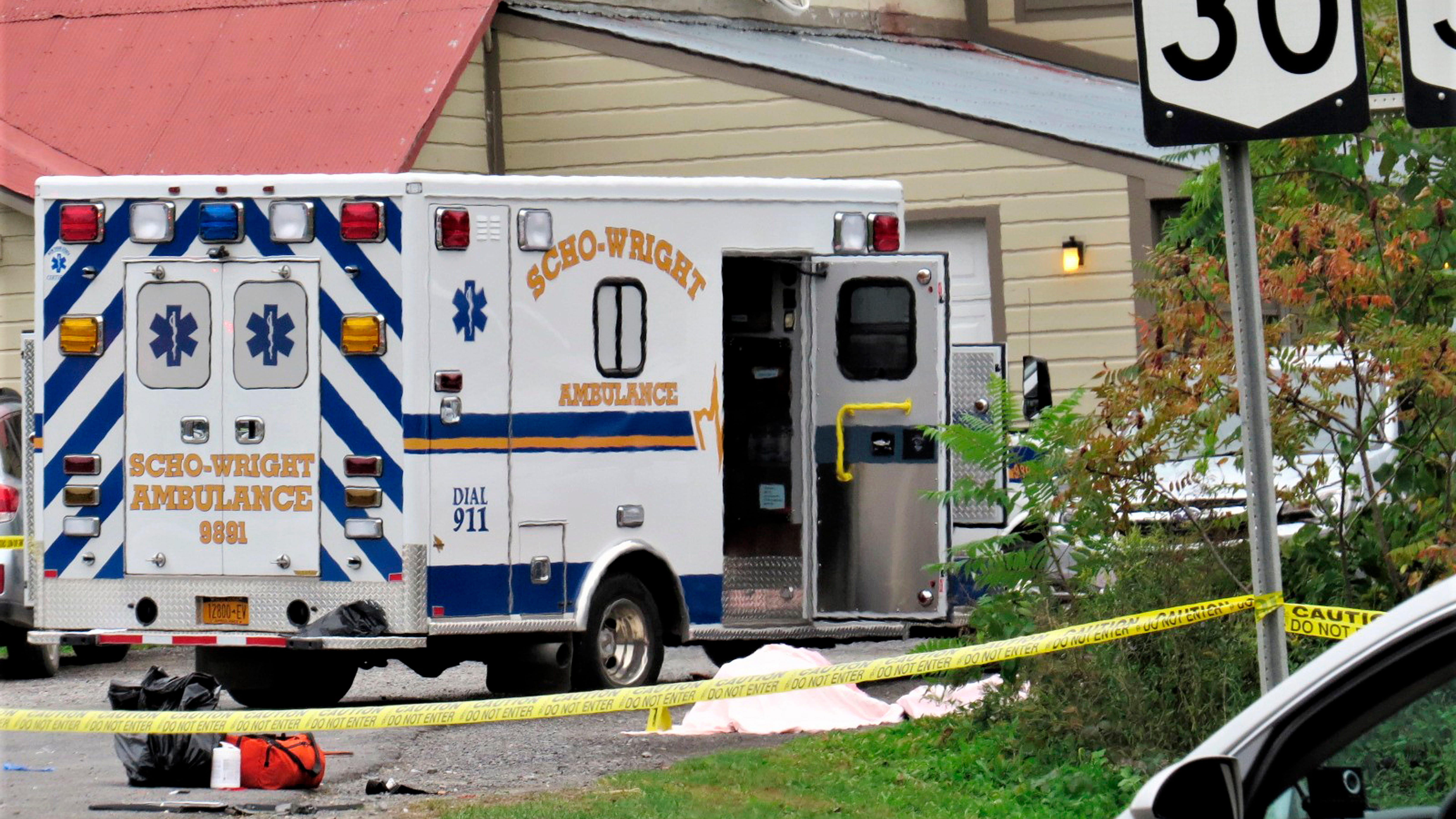 Limo Crash Ny 20 Dead In Upstate New York Tragedy