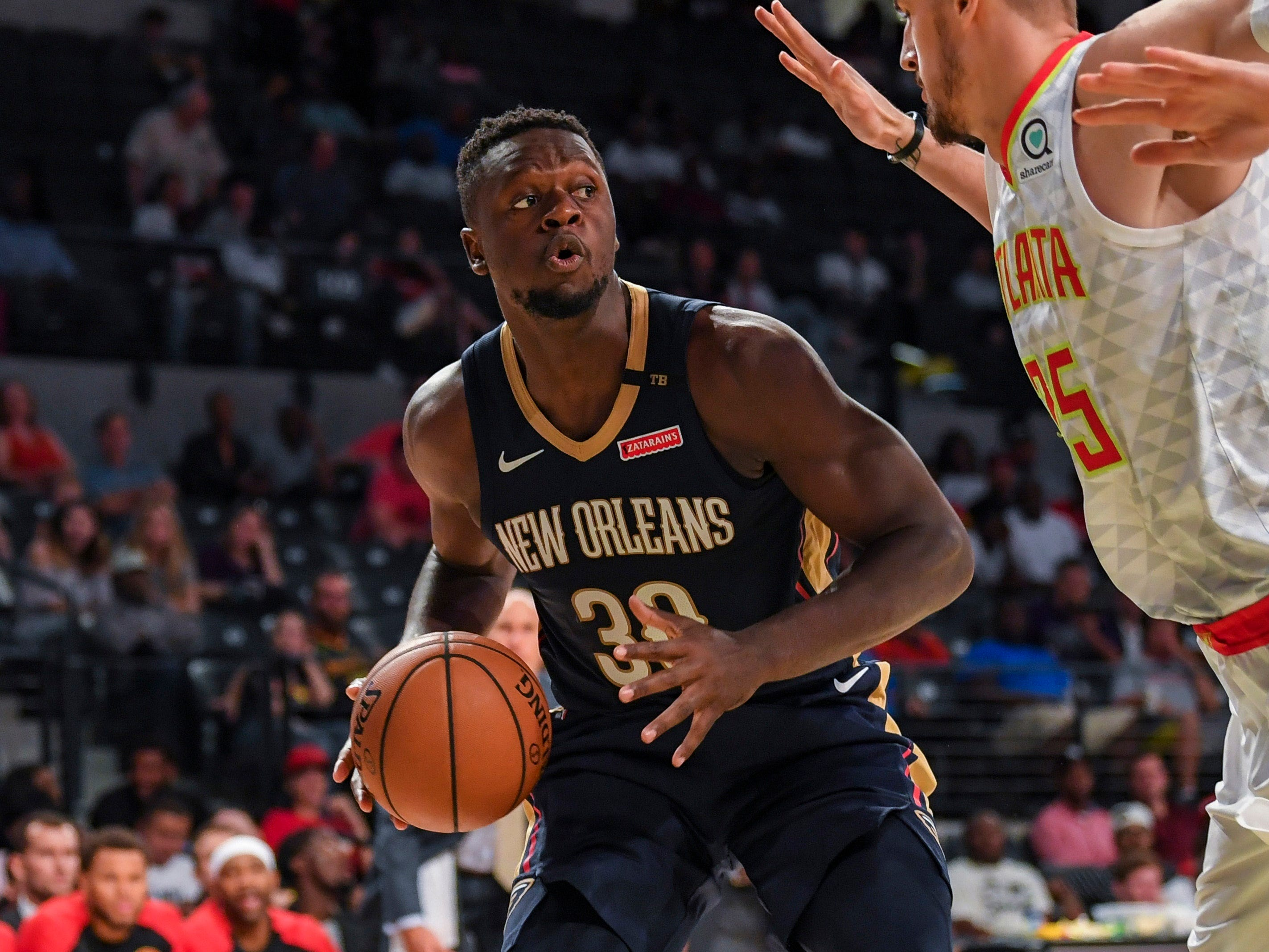Julius Randle, New Orleans Pelicans — 24 (born 11/29/1994)