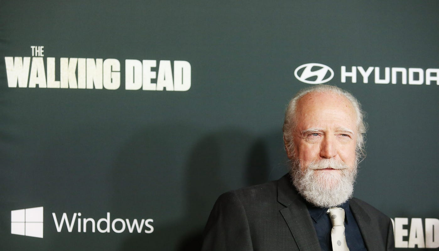 Scott Wilson, Hershel on 'The Walking Dead,' dies at 76