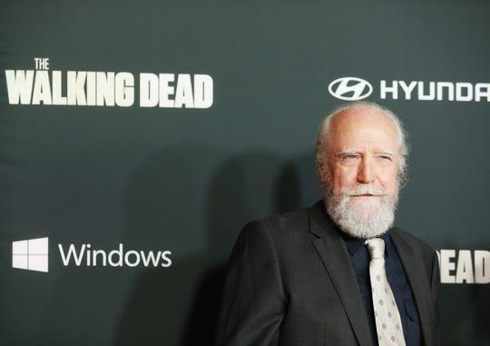 "Scott Wilson, who played Hershel Greene on AMC's ""The Walking Dead,"" died Saturday. He was 76."