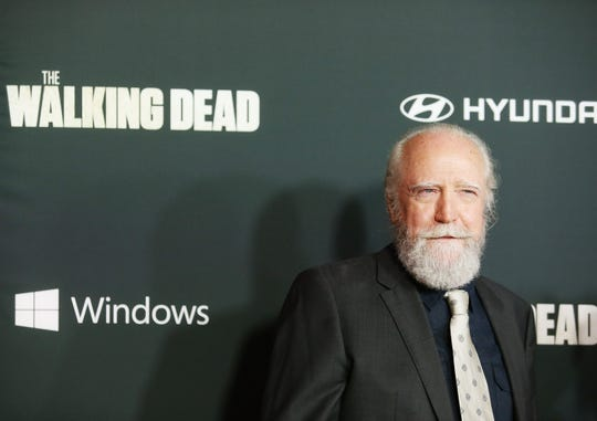 "Scott Wilson, who played Hershel Greene on AMC's ""The Walking Dead,"" died Saturday. He was 76."