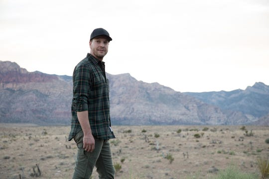 Singer-songwriter Gavin DeGraw makes a stop while on tour.