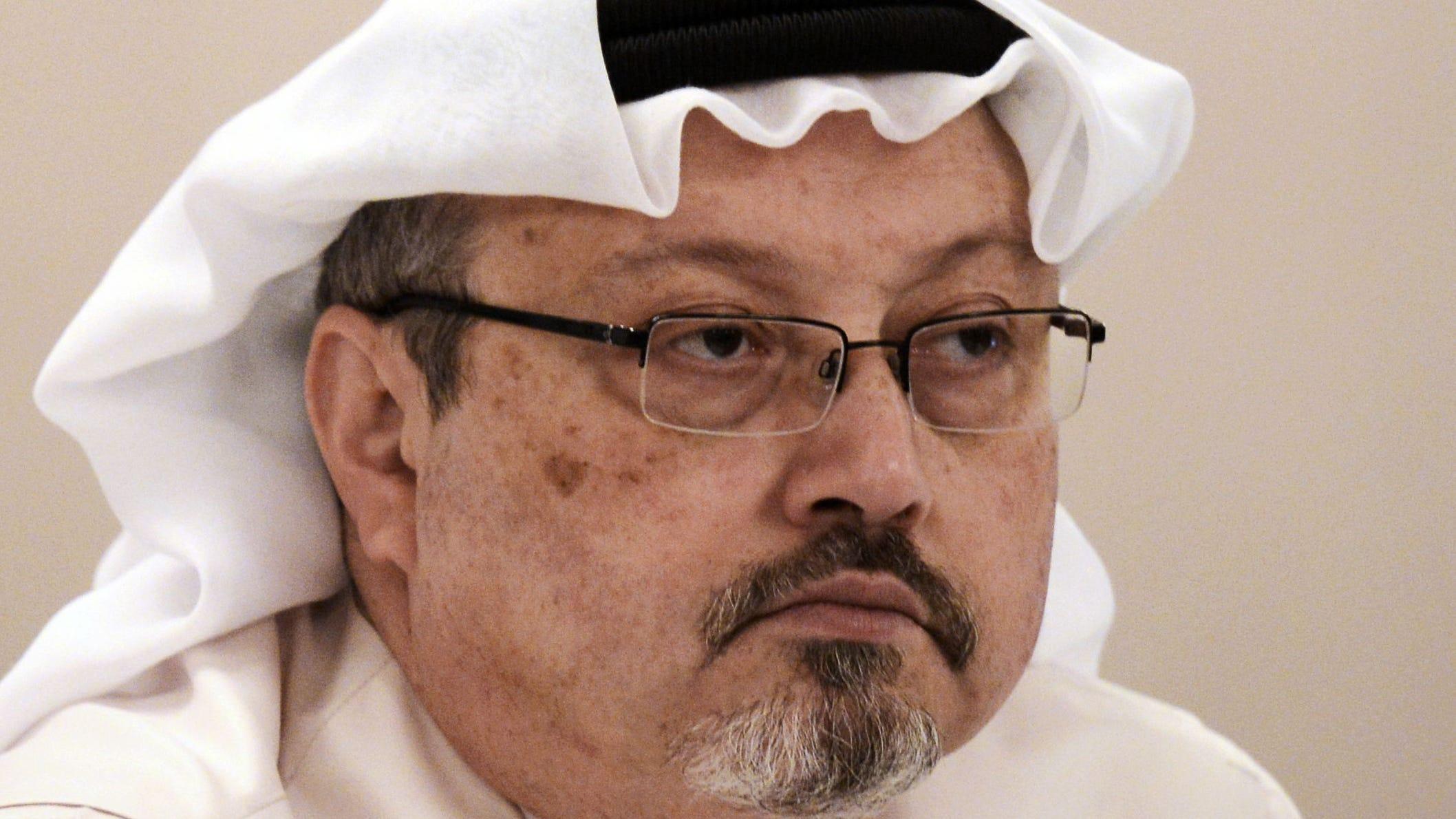Saudi Arabia claims journalist Jamal Khashoggi died after 'brawl' inside consulate