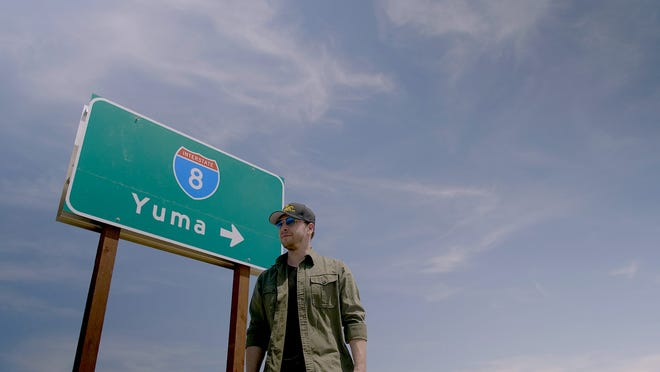 Singer-songwriter Gavin DeGraw embraces the freedom of the open road.