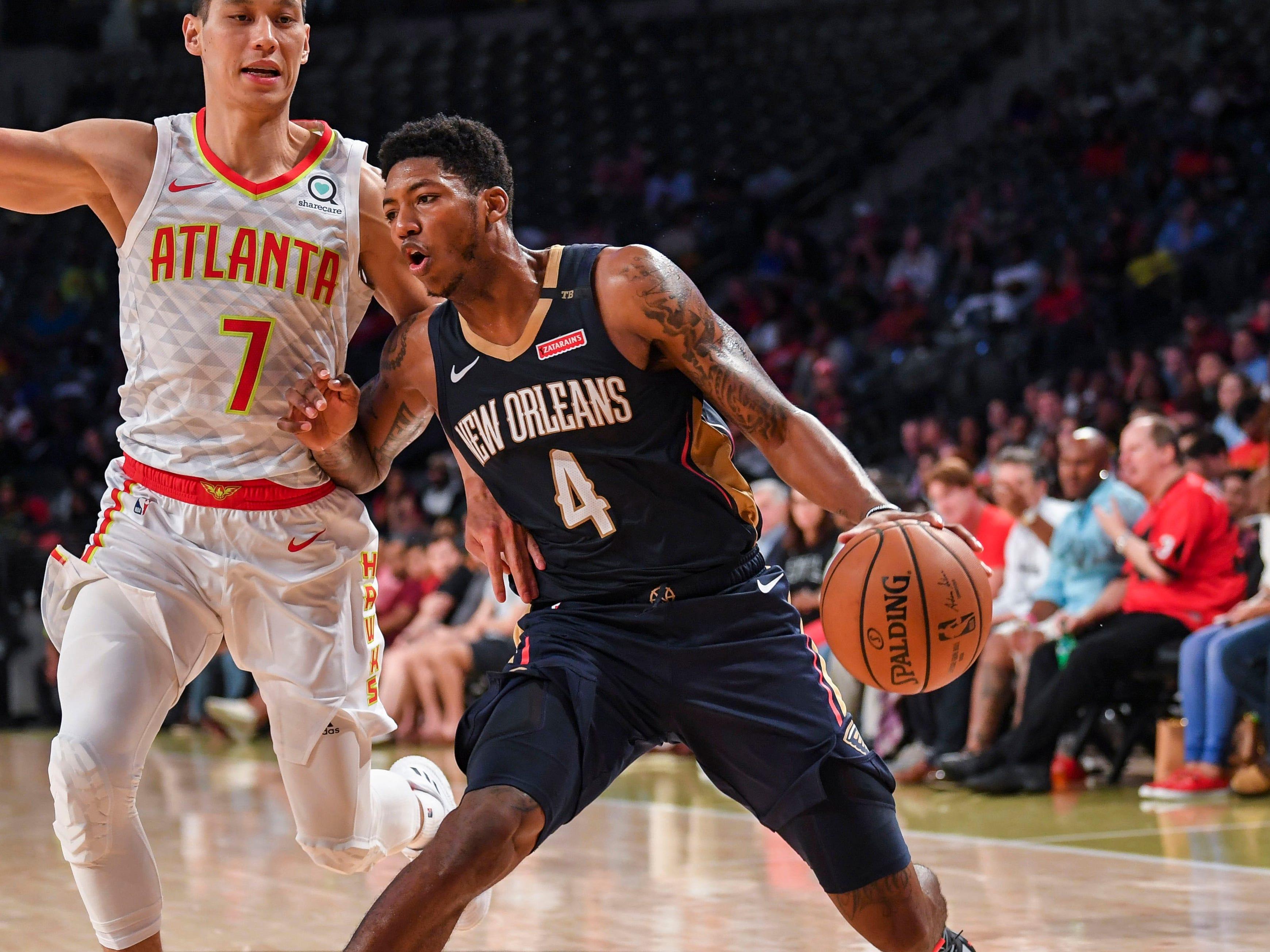 Elfrid Payton, New Orleans Pelicans — 24 (born 2/22/1994)