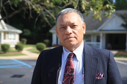 Israel Romero is running for state superintendent of education.