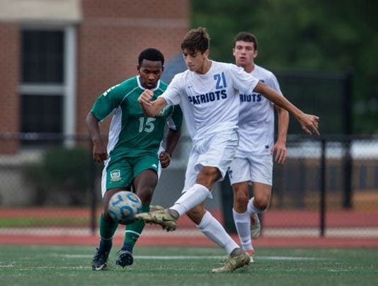 Freehold Township Boys Soccer defeats Long Branch 3-1