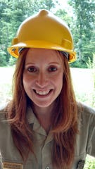 Michelle Aldridge is the planning team leader on the Nantahala and Pisgah national forest plan revision with the U.S. Forest Service in Asheville.