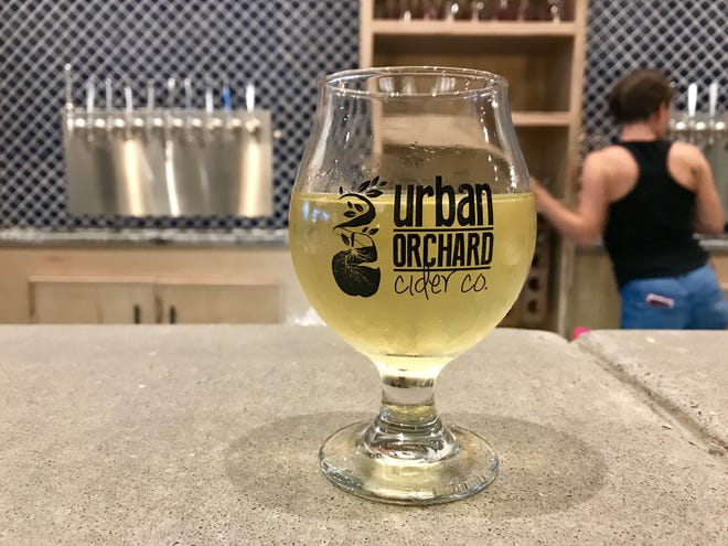 Urban Orchard's new South Slope taproom is open, and it's lovely.
