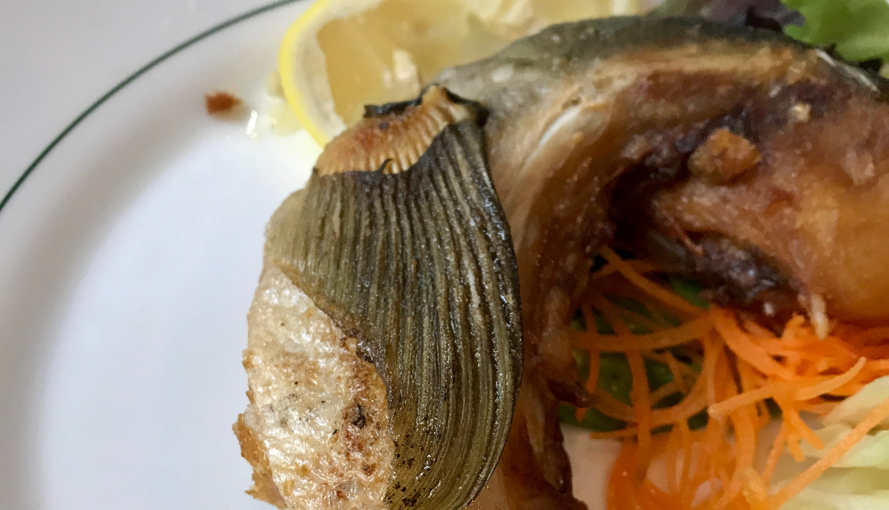 Heads Up Why You Should Always Order Fish Collar In Restaurants