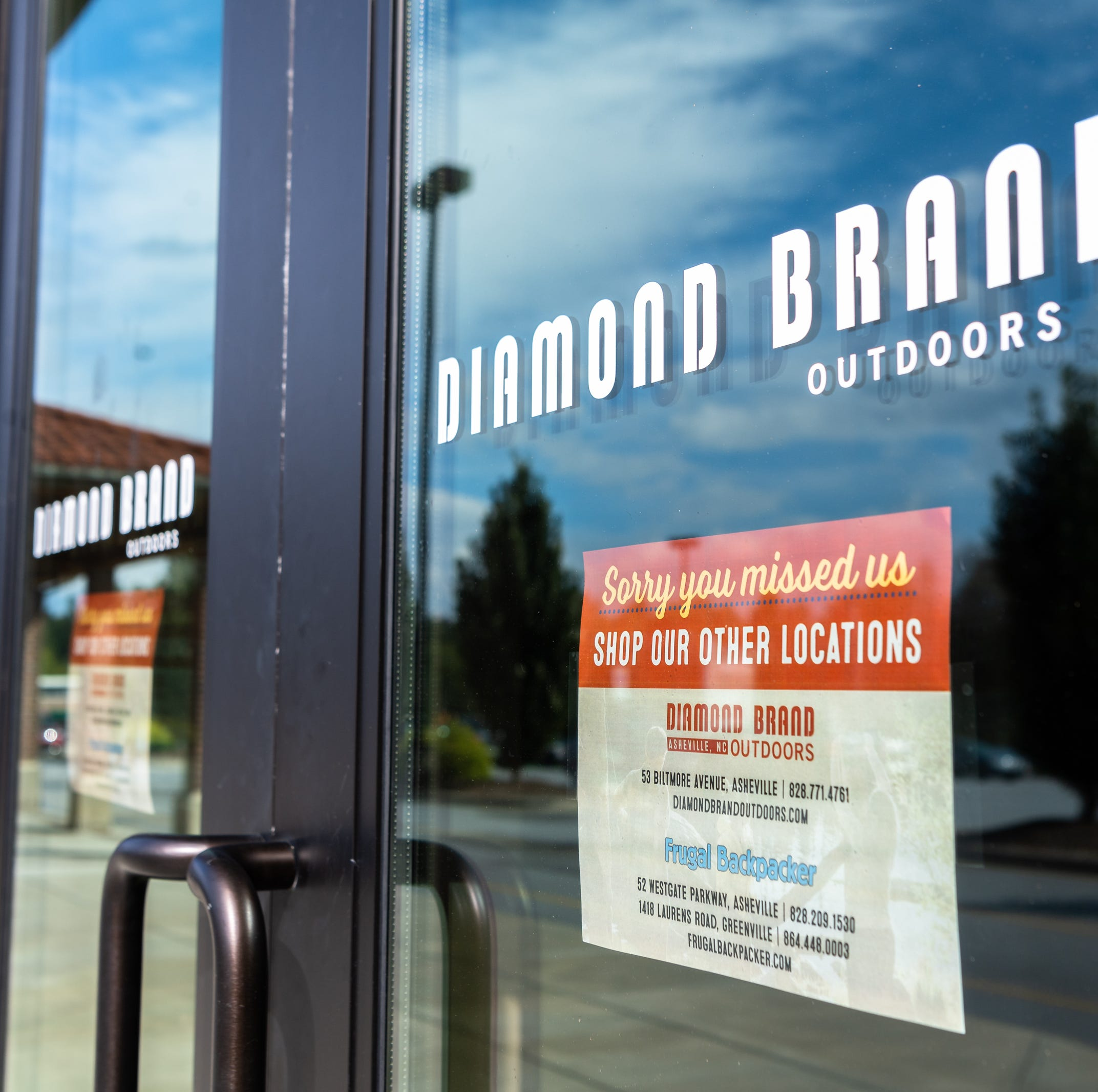Asheville's Diamond Brand Outdoors closes after 50 years, opens Greenville store