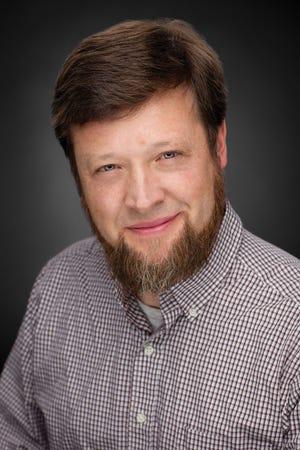 Author David Williams