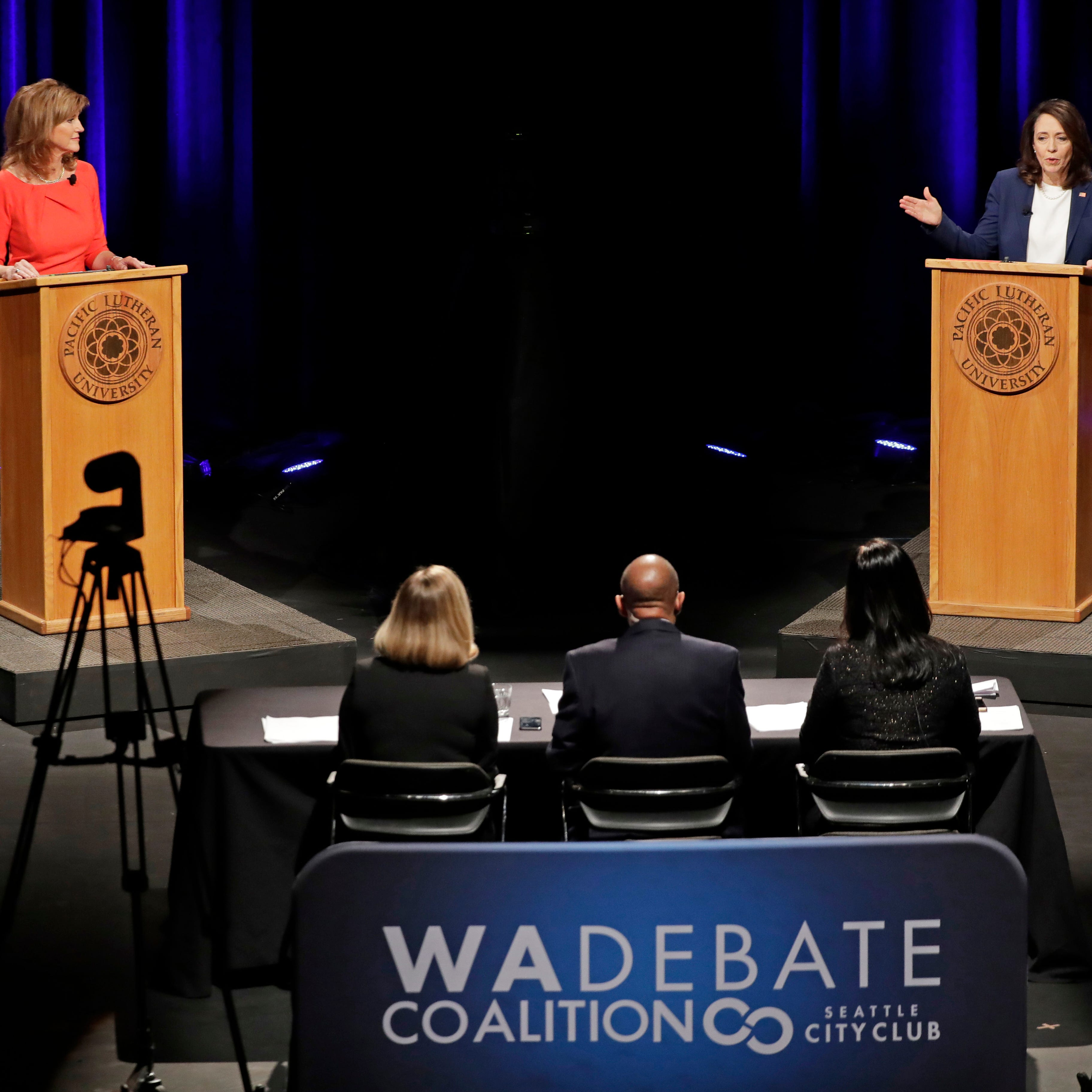Taxes, Kavanaugh and gun policy among topics at Senate debate