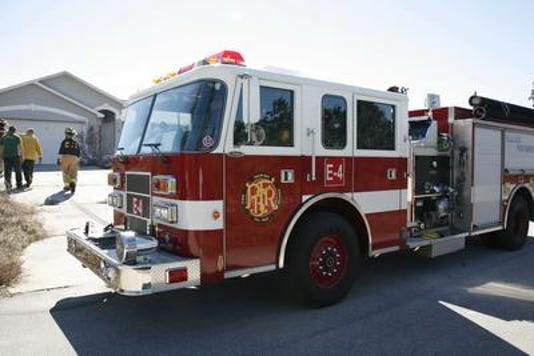 Palm Bay Fire Engine