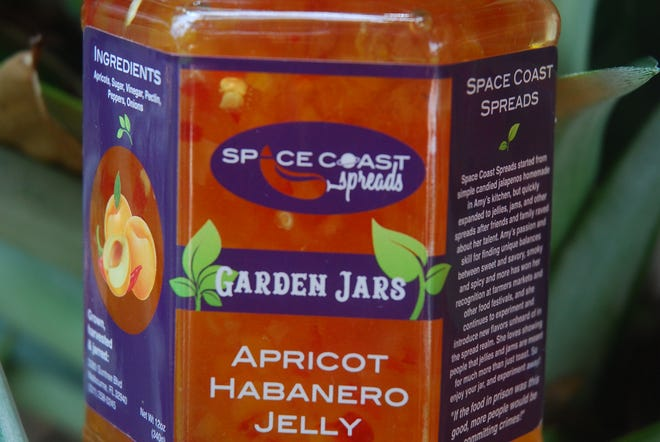 Space Coast Spreads, which started with candied jalapenos, now includes a line of jams, jellies  and other spreads.