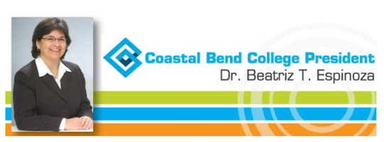"""A cohort of Coastal Bend College administrators, including president Beatriz Espinoza, are being accused of """"unethical"""" and """"perhaps illegal"""" practices."""