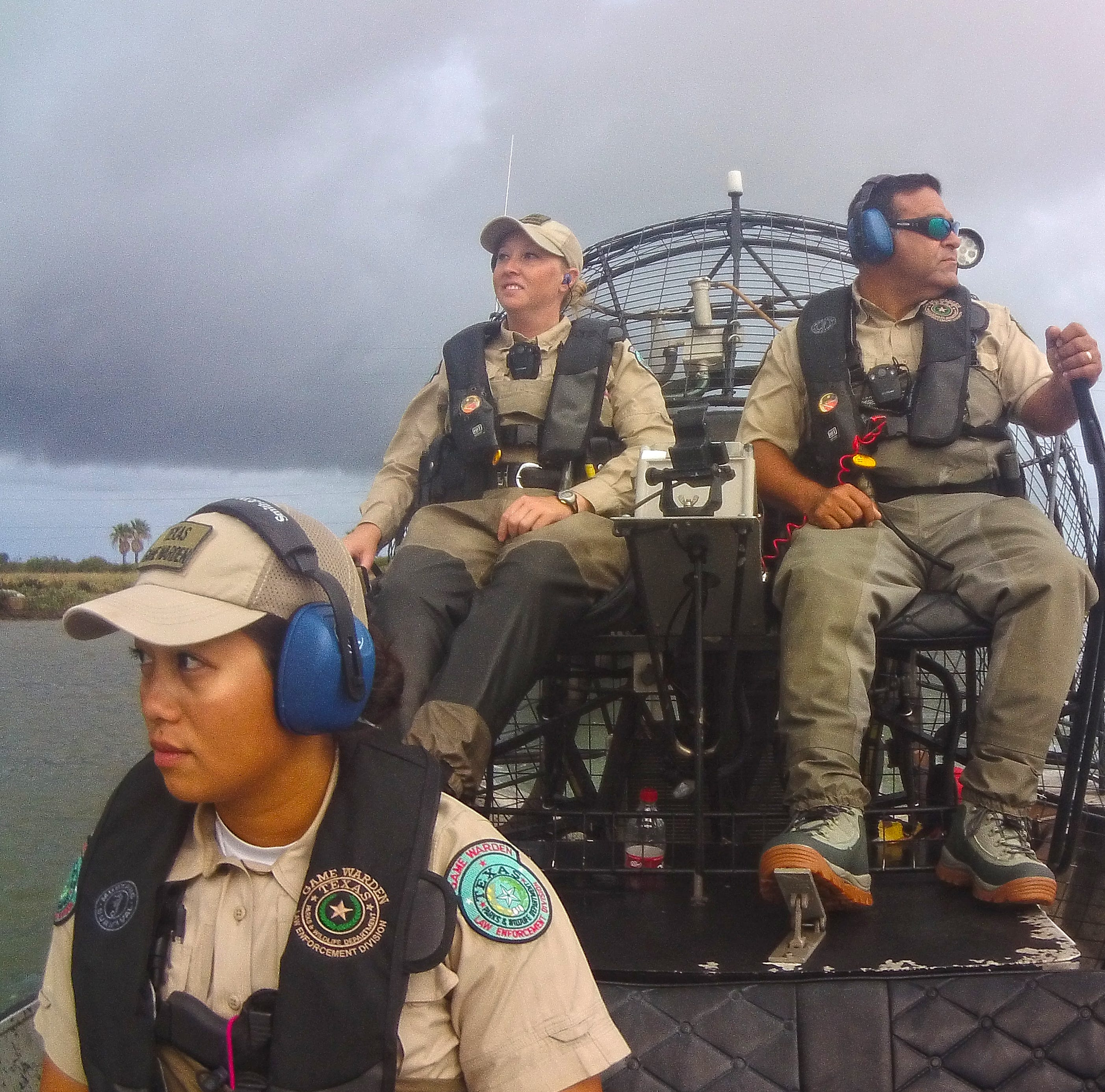 Tales from the Texas Outdoors through the eyes of game wardens