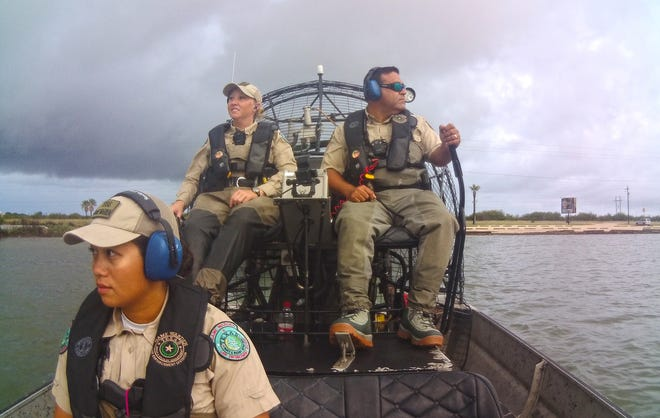 The Texas Parks & Wildlife Department publishes stories by its game wardens at Game Warden Field Notes.