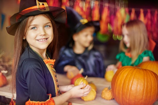 Many trunk-or-treat events also include crafts, games and other kids' activities.