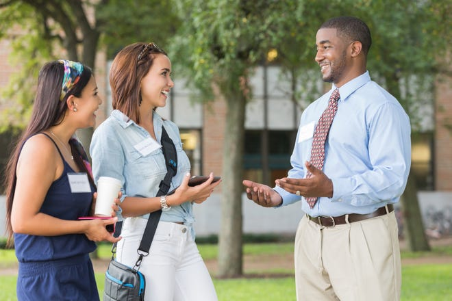 Choosing the best college for you includes planning and campus visits.