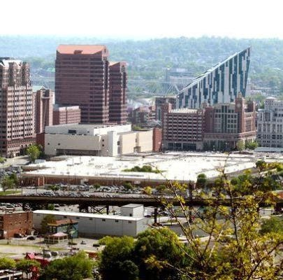 Enquirer file City officials warn Covington will face a $4.5 million budget deficit from pension costs and the loss of an Internal Revenue Service facility. The Covington skyline.