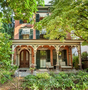 The Lambertville Historical Society will host its 36th Autumn House Tour on Sunday, October 21
