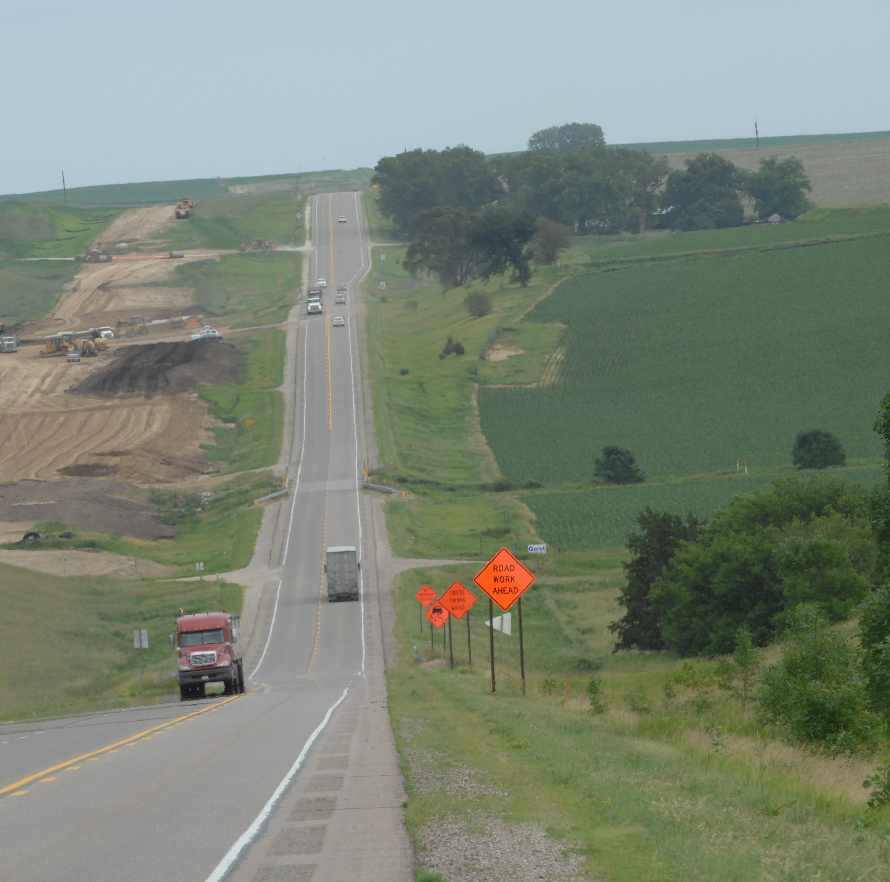 Iowa drivers, rejoice: 60 years later, U.S. Highway 20 across northern Iowa is finally done