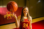 Iowa State's Ashley Joens was selected to participate in the 2019 USA Women's U19 World Cup Team trials.