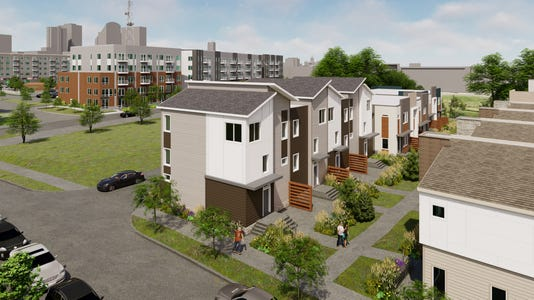 Grays Station Townhomes