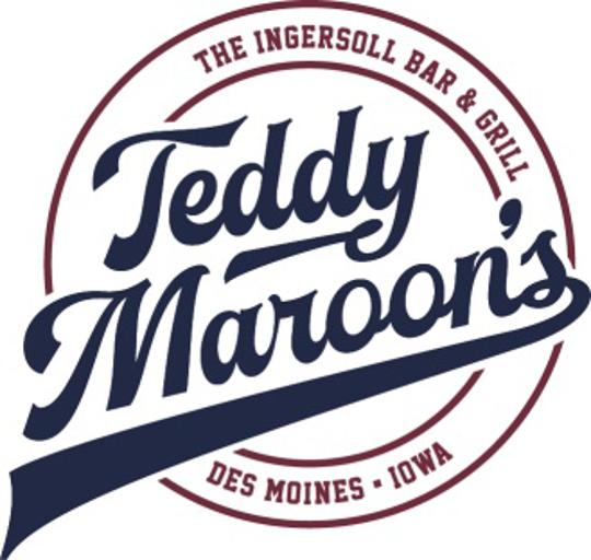 Teddy Maroon's logo.