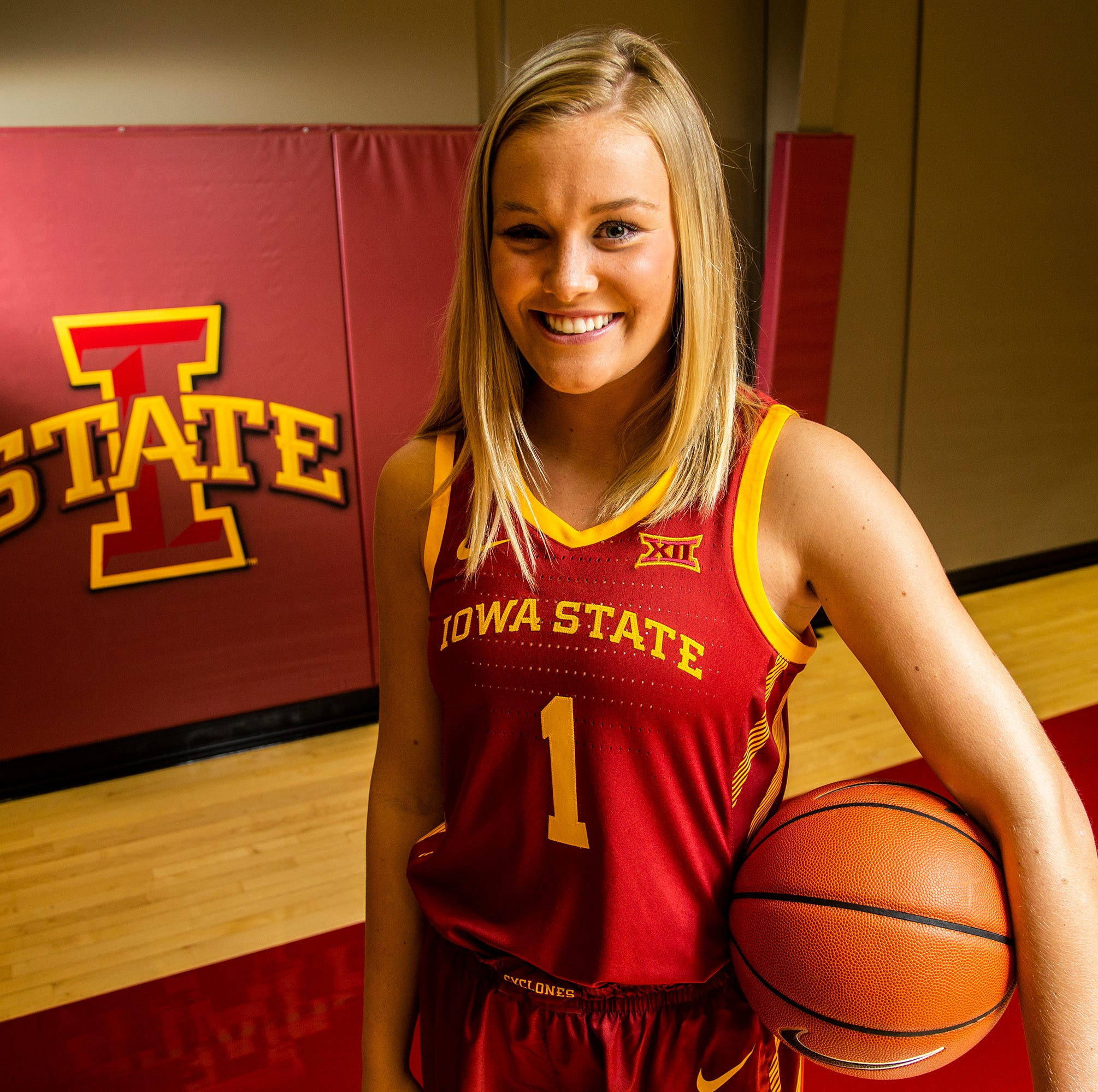 Iowa State star Bridget Carleton in win over Northern Illinois: 'They can't guard us'