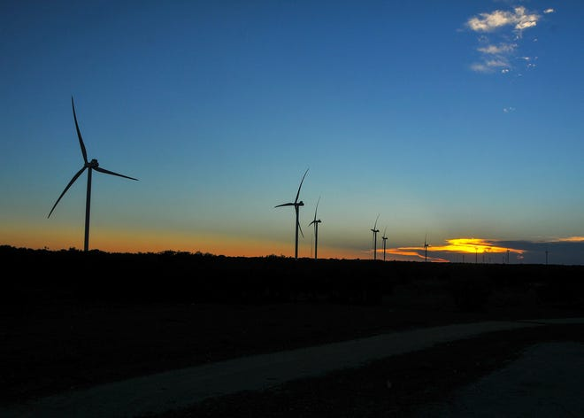 Cactus Flats Wind Farm in Texas will match the energy needed at GM facilities including its Arlington Assembly where it builds full-size SUVs.