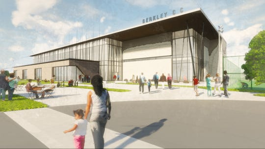 The city of Berkley is having its residents decide on a 1.7-mill proposal that would create a new community center.