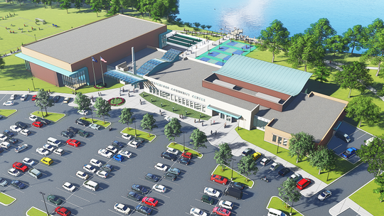 Voters in Waterford Township will decide whether to levy a 21-year, 0.84-mill tax to build a new community center on Nov. 6.