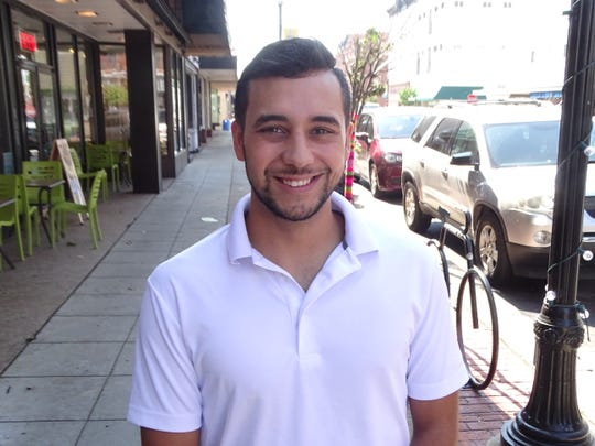 Democrat Nickolas M. Garcia of Clyde is running for Sandusky County Auditor in November.