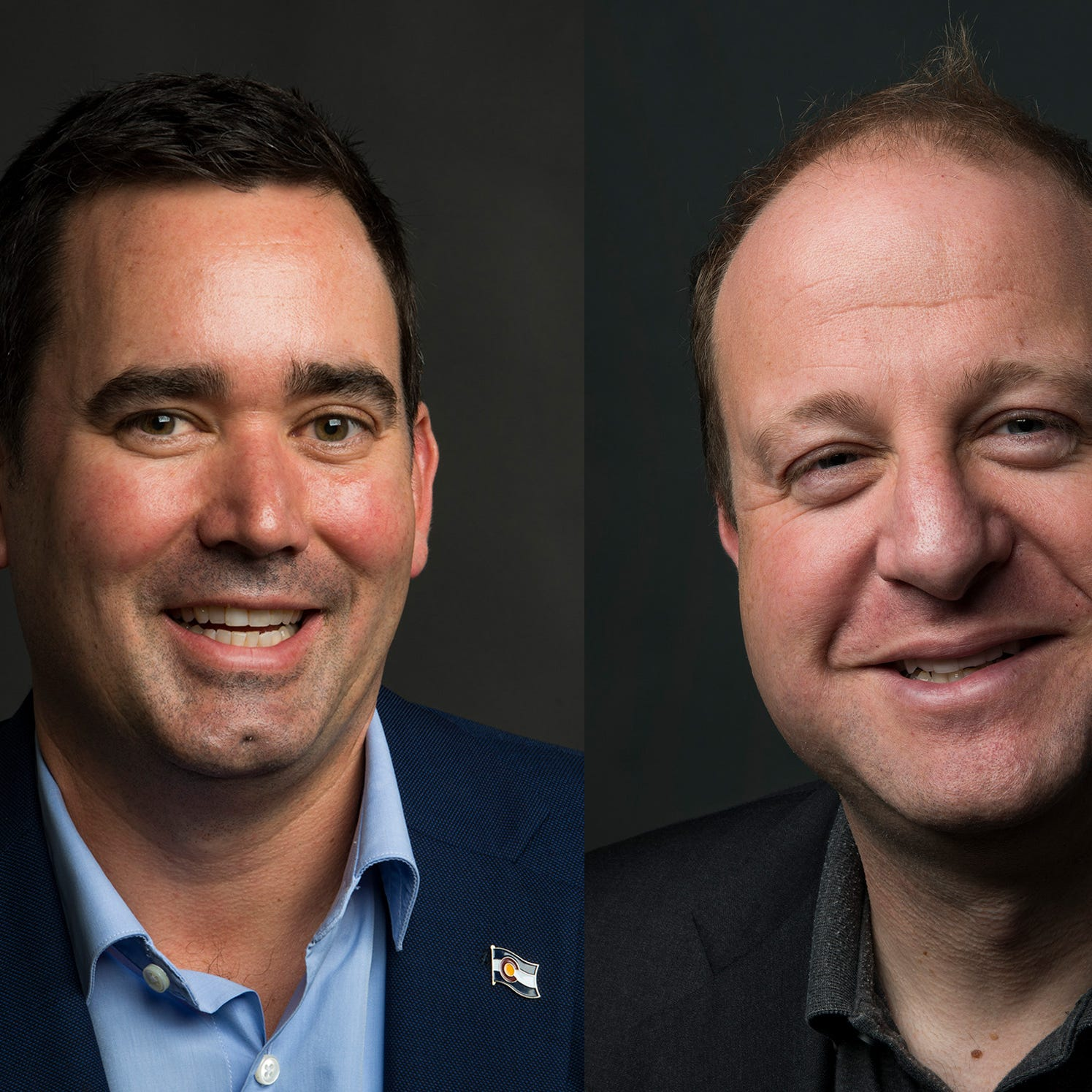 Watch live: Colorado governor candidates Walker Stapleton, Jared Polis debate in Fort Collins