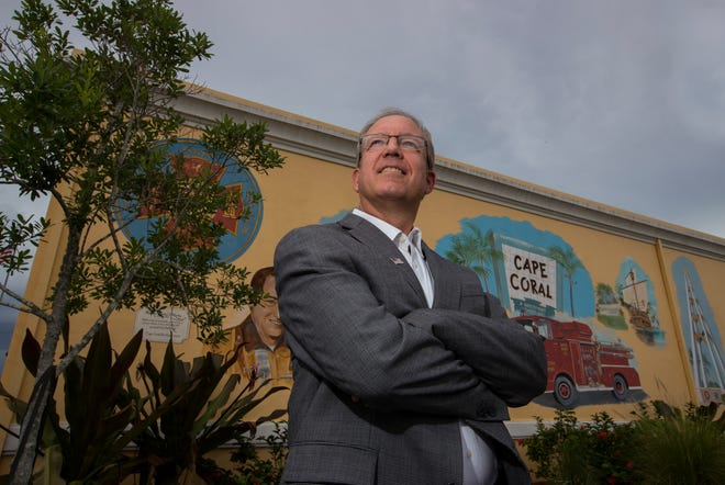 Steven Powley is president of the Board of Directors Neighborhood Watch of Cape Coral.