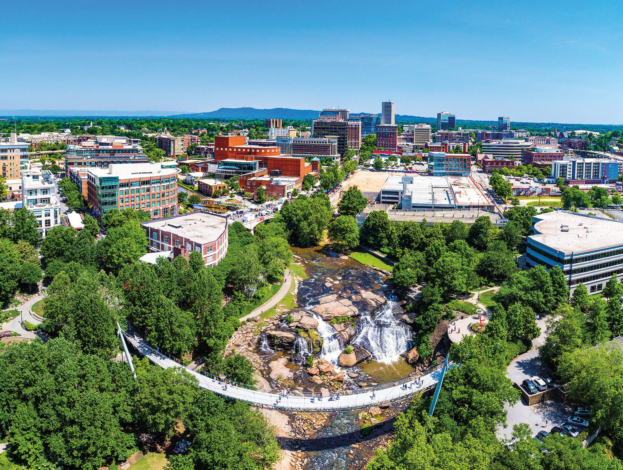 Take TALK Greenville's quiz to find out, how Greenville are you?