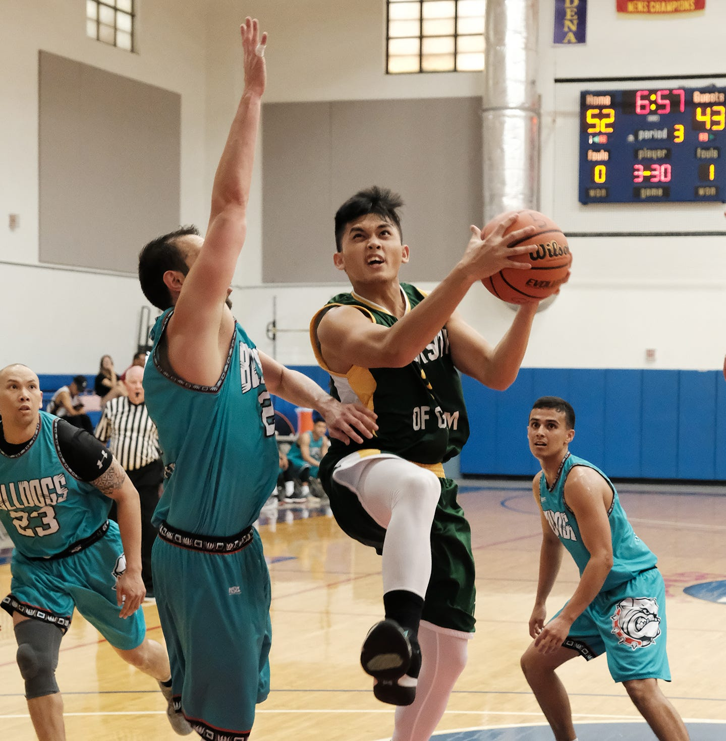 Sports Shorts: UOG to hold men's basketball tryouts