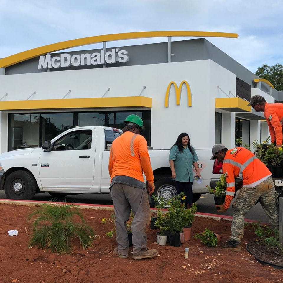 New McDonald's in Yigo expected to open by the end of October