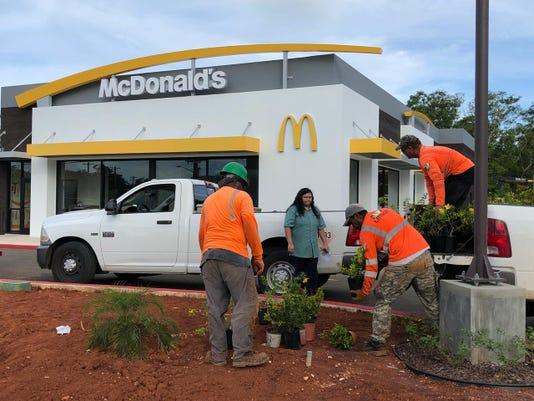 Yigo McDonald's