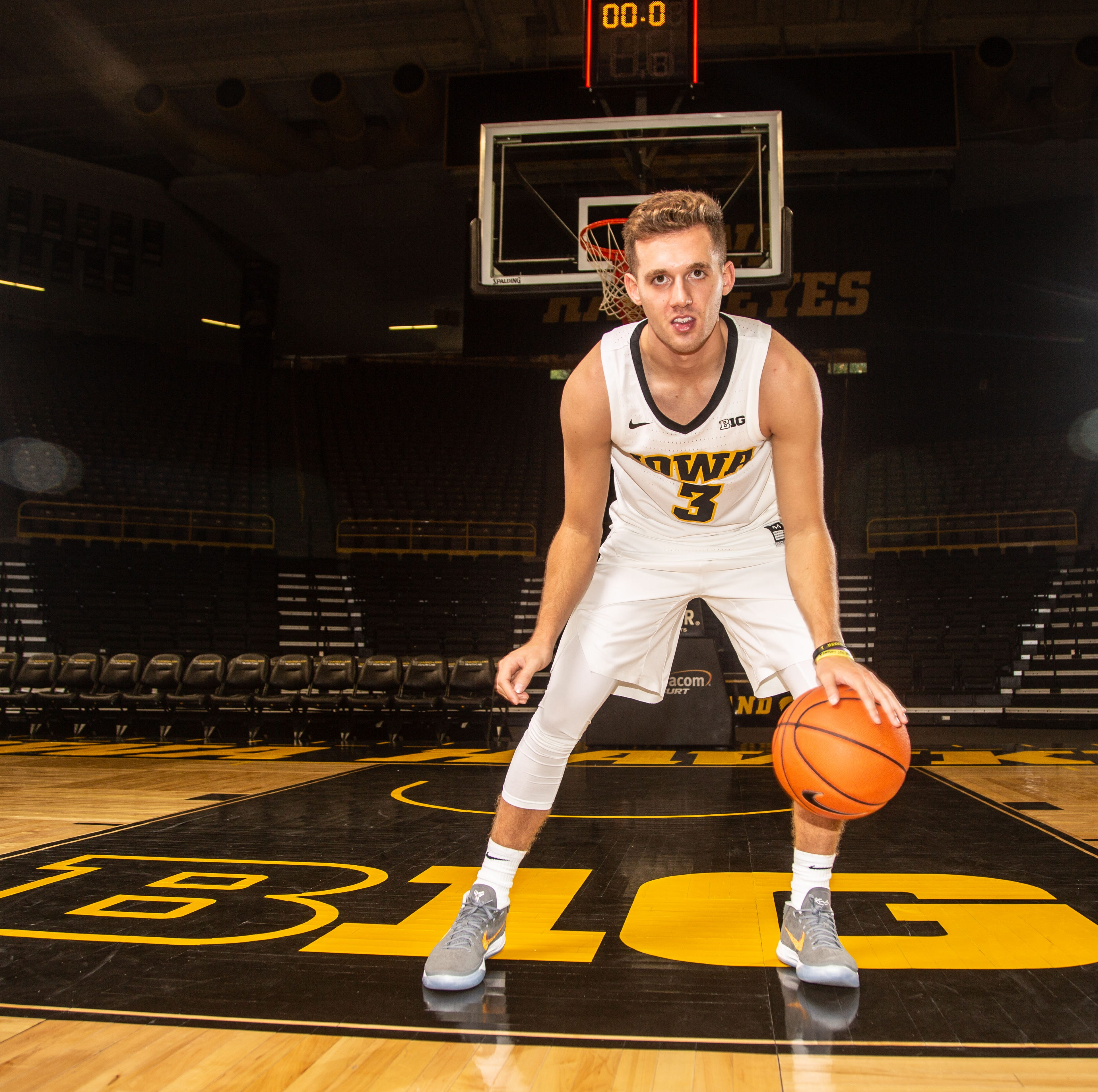 Bring on your criticism, Jordan Bohannon is a point guard on a mission for Hawkeyes