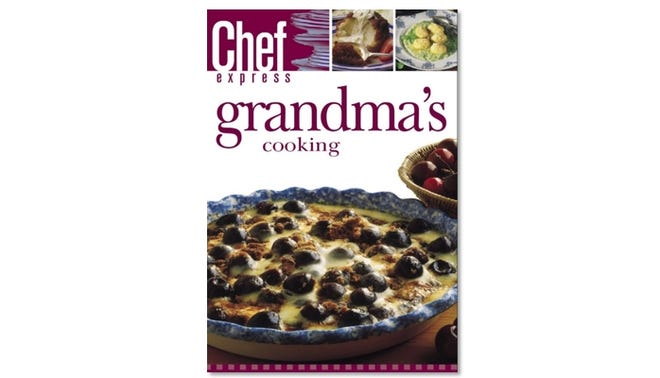 eCookbook: Grandma's Cooking