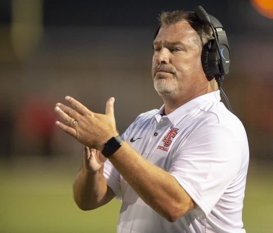 North Central coach Kevin O'Shea has engineered an impressive turnaround with the Panthers.