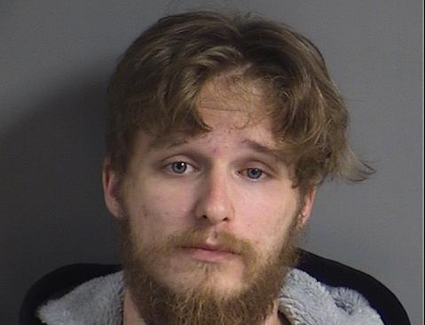 STINSON, ETHAN MACKENZIE, 20 / POSSESSION OF DRUG PARAPHERNALIA (SMMS) / POSSESSION OF A CONTROLLED SUBSTANCE (SRMS)