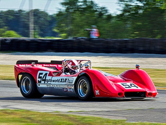 1967 McLaren M6B