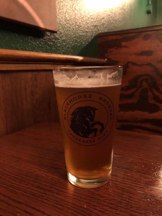 The highlight of Blackhorse is its beer. Seasonal offerings can be found listed above the bar or by asking your server.