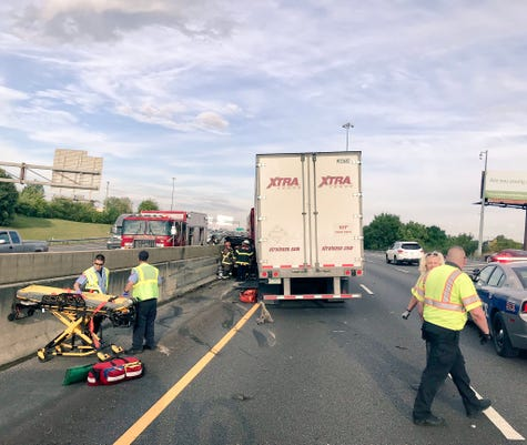 Accident On Rt 40 Today