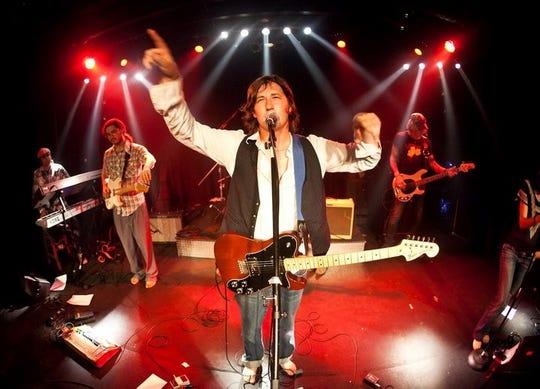 Jonathan Sexton on stage